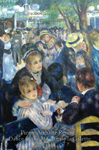 Pierre-Auguste Renoir Dance at the Moulin de la Galette: Disguised Password Journal, Phone and Address Book for Your Contacts and Websites (Quill Contacts & Password Books)