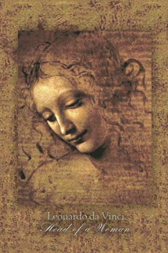Leonardo da Vinci Head of a Woman: Disguised Password Journal, Phone and Address Book for Your Contacts and Websites (Quill Contacts & Password Books)