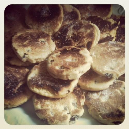 Gluten-Free Welsh Cakes