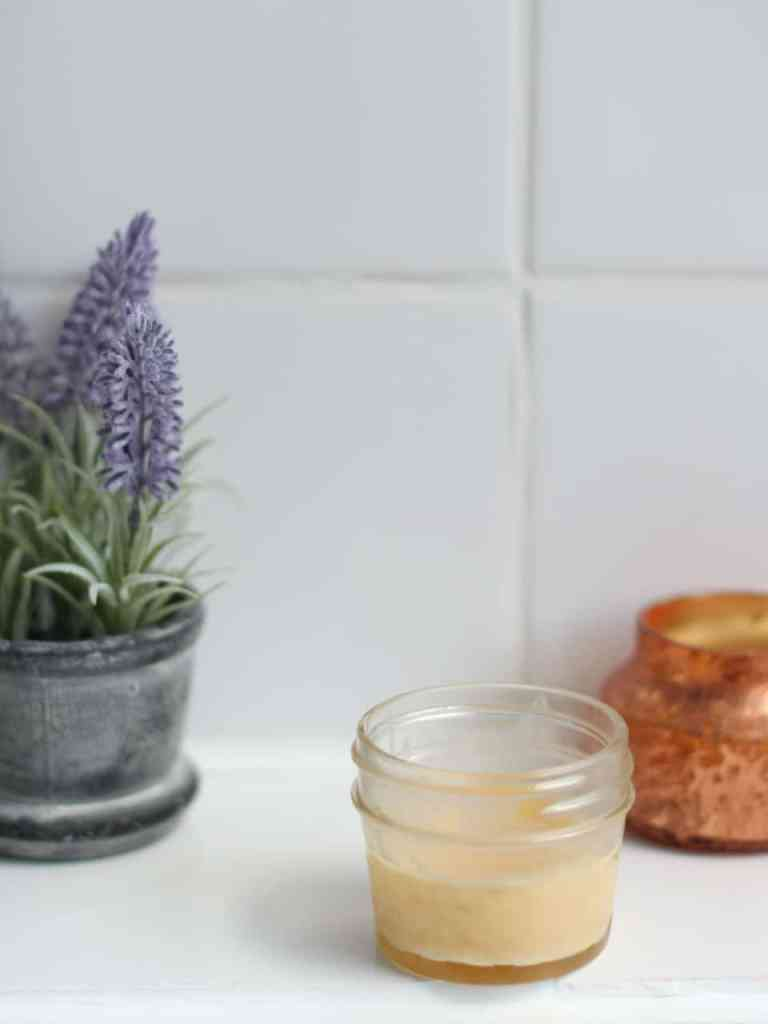 Lavender, rosehip and coconut face oil   Natural Kitchen Adventures