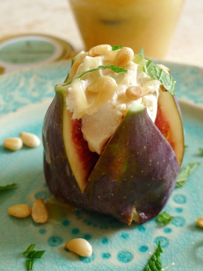 Figs Cashew Cheese