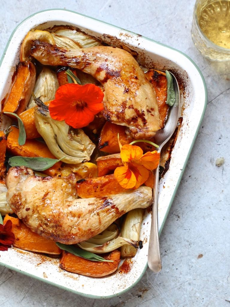 Chicken Traybake | Natural Kitchen Adventures