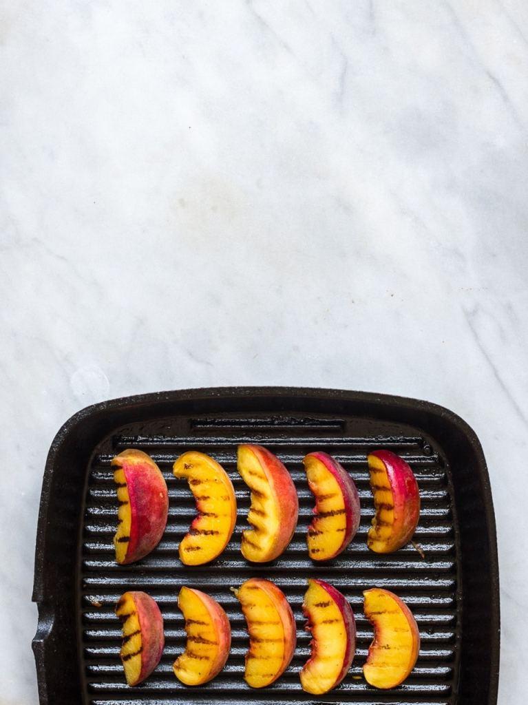 Peaches with Burrata   Natural Kitchen Adventures4
