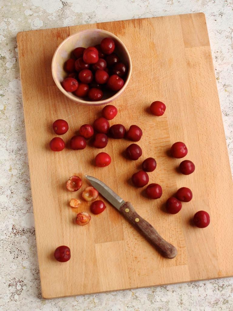 Jerte Picota Cherries | Natural Kitchen Adventures
