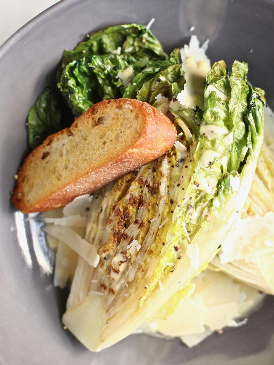 Gem Lettuce | Natural Kitchen Adventures