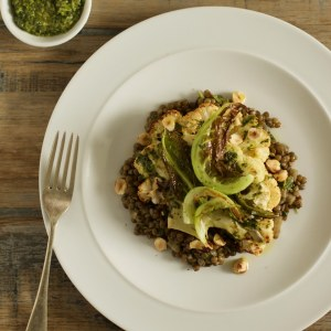 Cauliflower Steak | Ceri Jones Chef