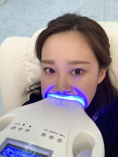 湘南 藤沢 歯のホワイトニング セルフホワイトニング スリーズララ