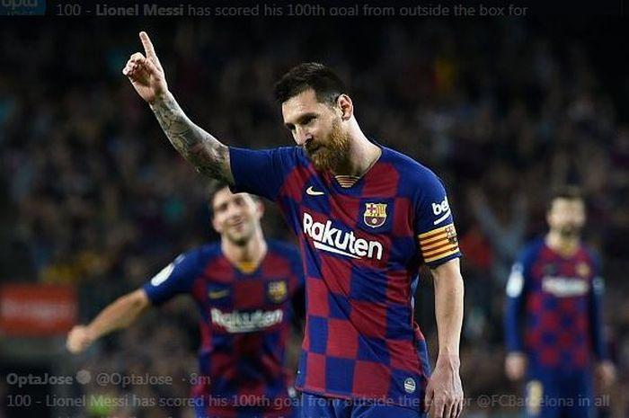 Messi Kubur Impian demi Keluarga