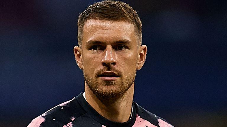 Juventus Pertimbangkan Aaron Ramsey masuk Skuat Liga Champions