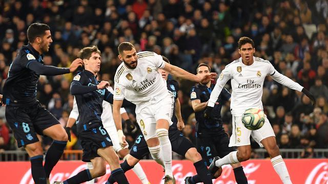 Hasil Pertandingan Real Madrid vs Real Sociedad: Skor 3-1