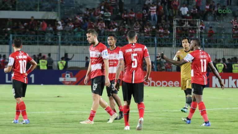 5 Hal Menarik Setelah Persipura Memperpanjang Dominasi atas Madura United