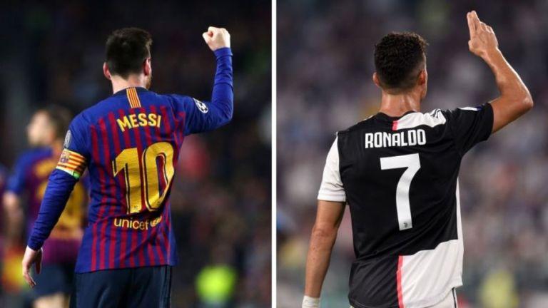 Lionel Messi Lebih Baik dari Cristiano Ronaldo dari Segi Lainnya