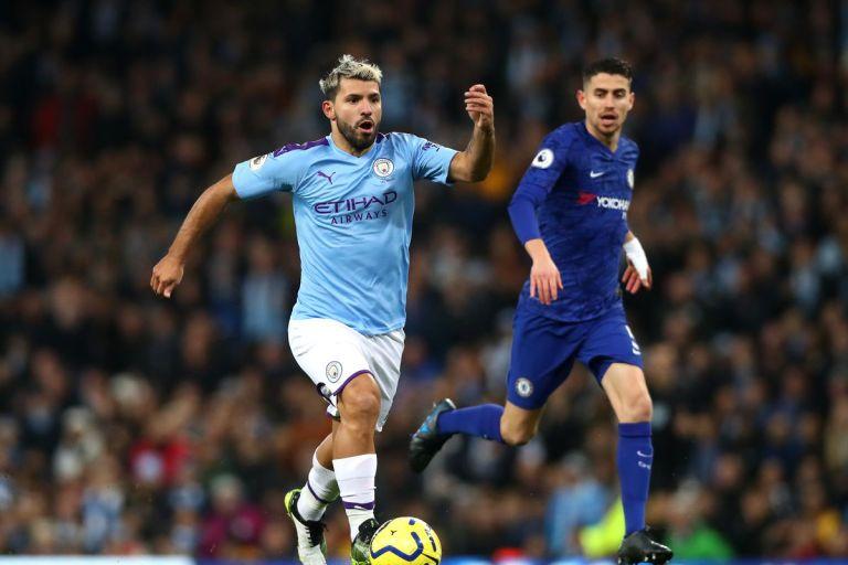 Hasil Pertandingan Manchester City Vs Chelsea