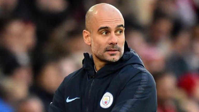 Manchester City Dikalahkan Liverpool, Pep Guardiola:  Bangga Dengan Tim Saya