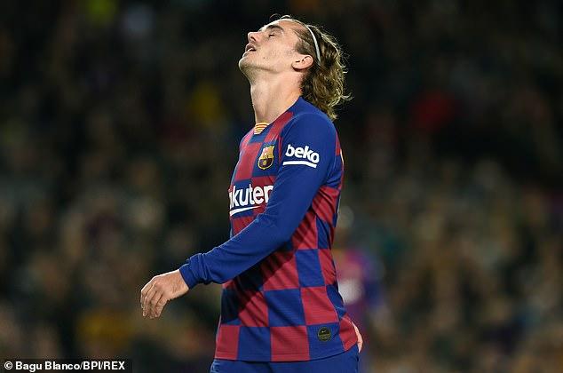 Antoine Griezmann Tidak Tahu Cara Menggiring Bola?