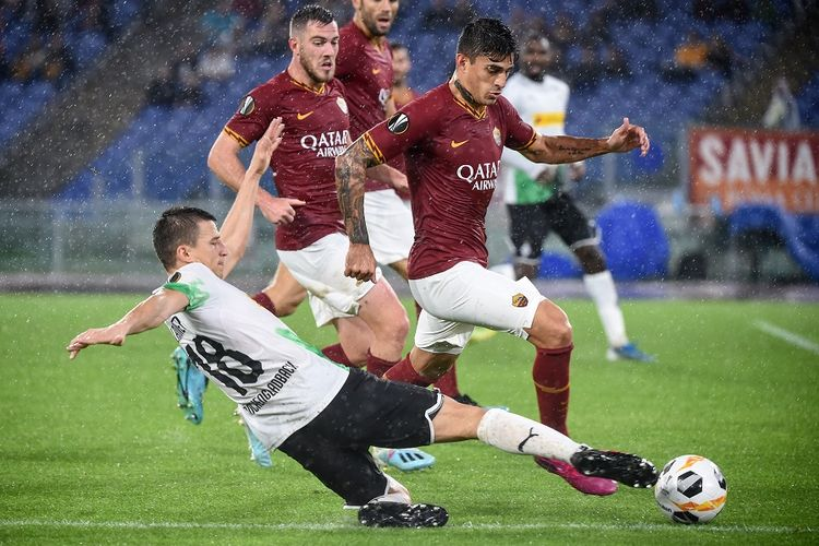 Prediksi Borussia Monchengladbach vs AS Roma 8 November 2019