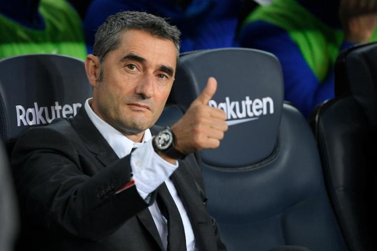 Ernesto Valverde Bakal Dipecat?