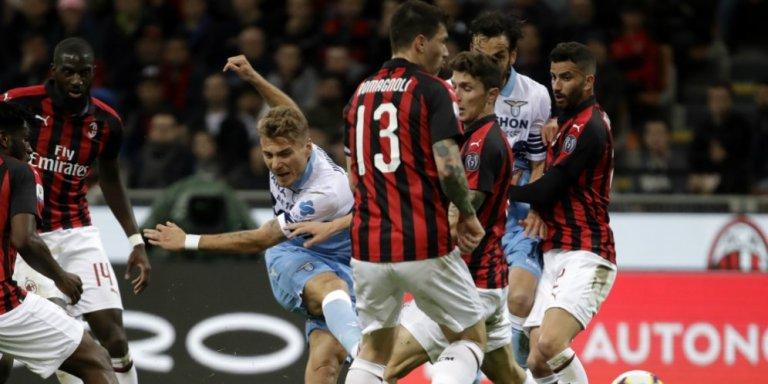 Prediksi AC Milan vs Lazio 4 November 2019