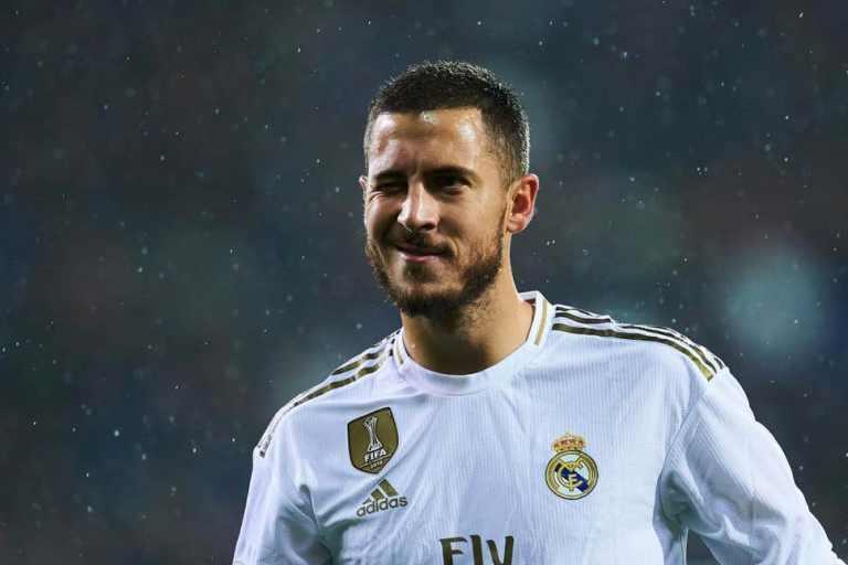 Eden Hazard Yakin Chelsea Akan  Menang dari Manchester City