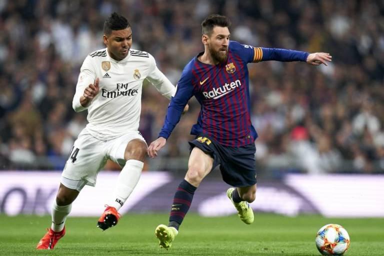 Klasemen La Liga: Barcelona dan Real Madrid Punya Poin Seimbang