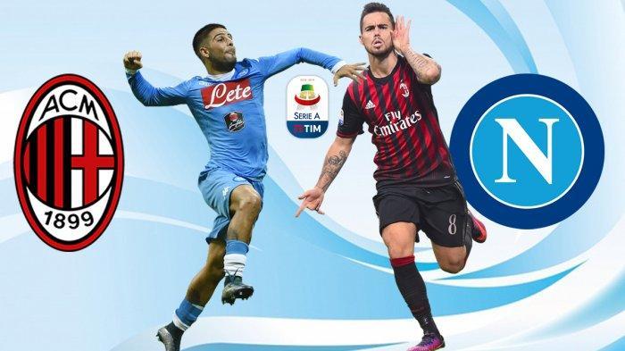 Prediksi AC Milan vs Napoli 24 November 2019