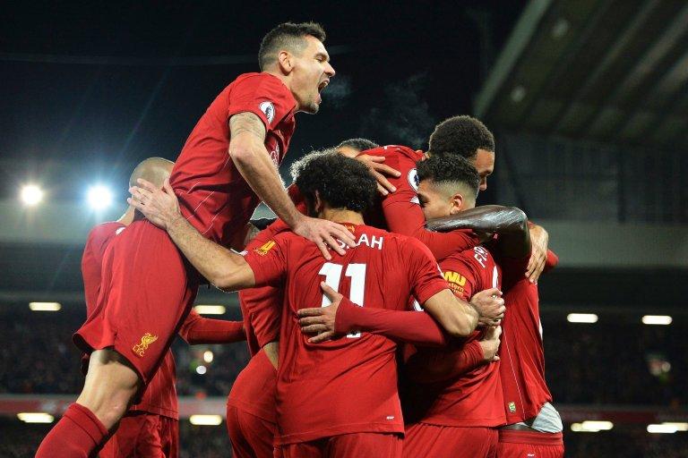Klasemen Liga Inggris: Liverpool Berada di Puncak, City Keempat