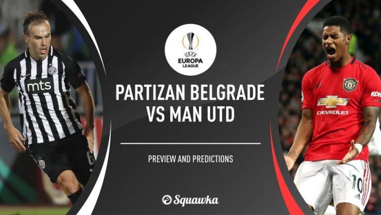 Prediksi Manchester United vs Partizan Belgrade 8 November 2019