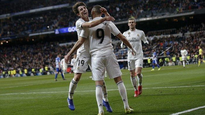 Prediksi Real Madrid vs Real Betis 3 November 2019