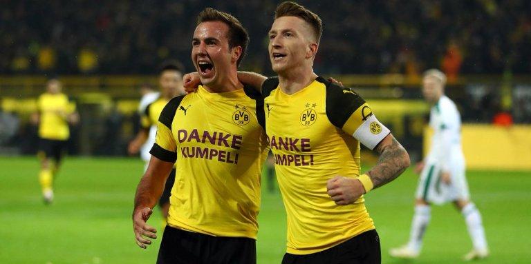 Prediksi Borussia Dortmund vs Slavia Praha 11 Desember 2019