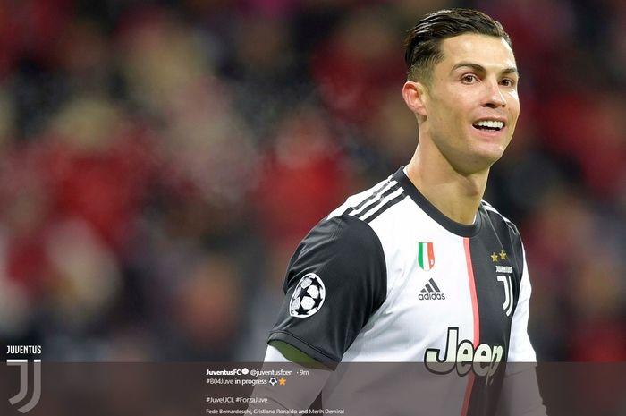 Ronaldo Memberi Isyarat Kepada Pelatih Juventus ,Apa Itu?