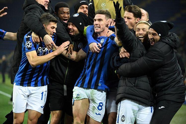 Atalanta Berjaya, Inter Milan Merana