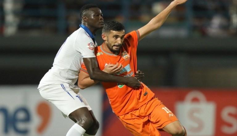 Mario Gomez Ikhlas Menerima Kekalahan Borneo FC dari Persib