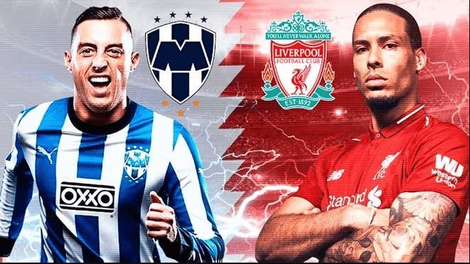 Prediksi Skor Monterrey vs Liverpool  19 Desember 2019