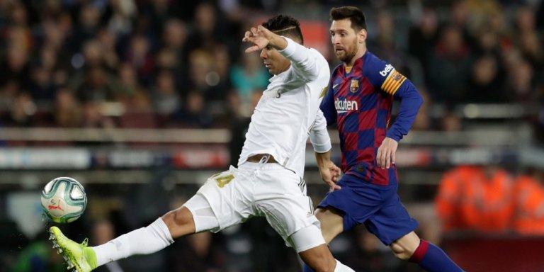 Hasil Pertandingan Barcelona vs Real Madrid: Skor 0-0