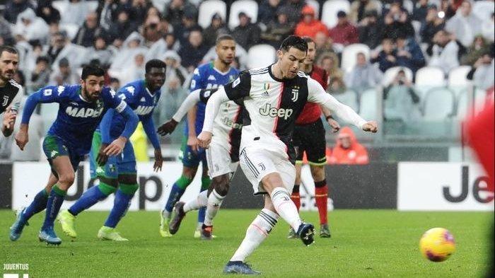 Hasil Pertandingan Lazio vs Juventus: Skor 3-1