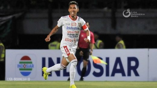 Nominasi Pemain Terbaik Shopee Liga 1 2019 Jatuh Kepada Fadil Sausu