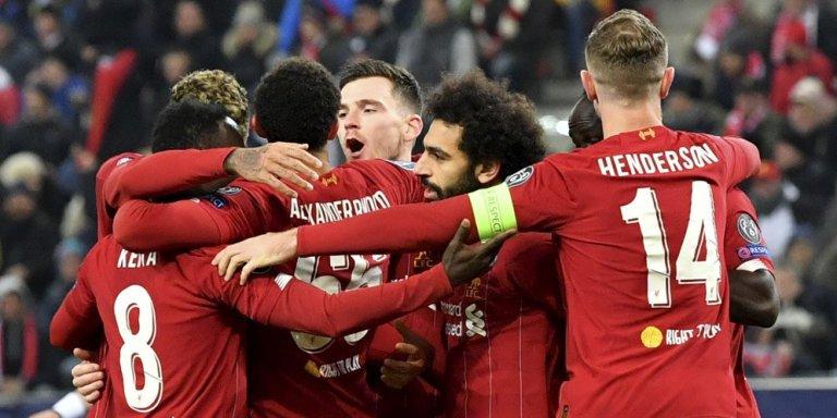 Hasil Pertandingan Salzburg vs Liverpool: Skor 0-2