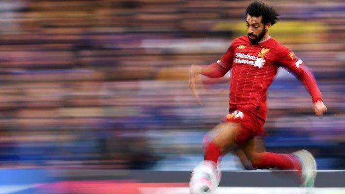 Liverpool Lolos, Gol Mohamed Salah Gila!