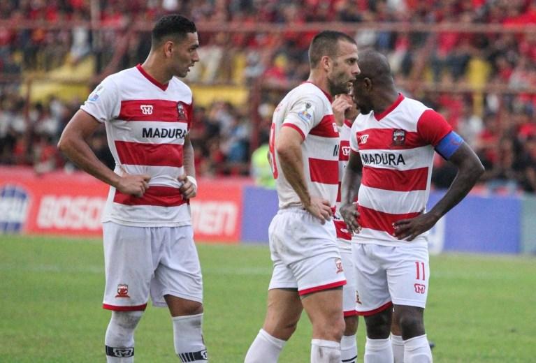 3 Alasan Merosotnya Performa Madura United