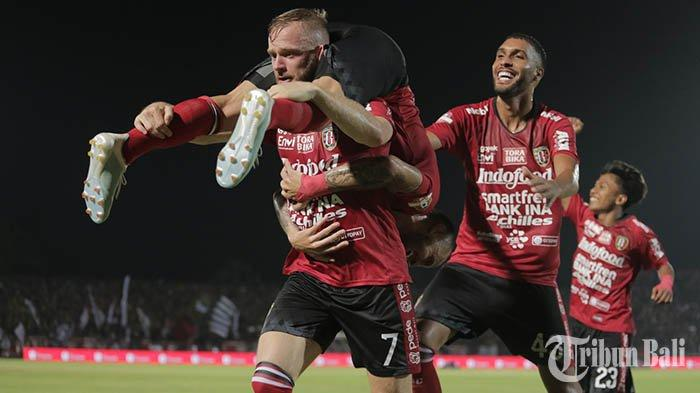 Bali United Bakal Masuk Buku Sejarah