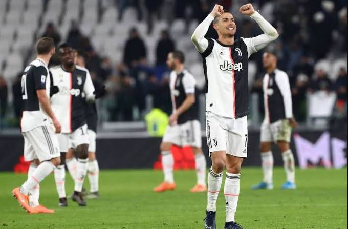Pertandingan Juventus vs Fiorentina 2 Februari 2020