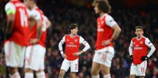 Arsenal vs Olympiakos Liga Eropa