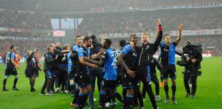 Club Brugge vs Man United Liga Eropa