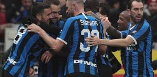 Ludogorets vs Inter Milan Liga Eropa