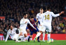 Prediksi Real Madrid vs Barcelona - Pekan ke-26 La Liga