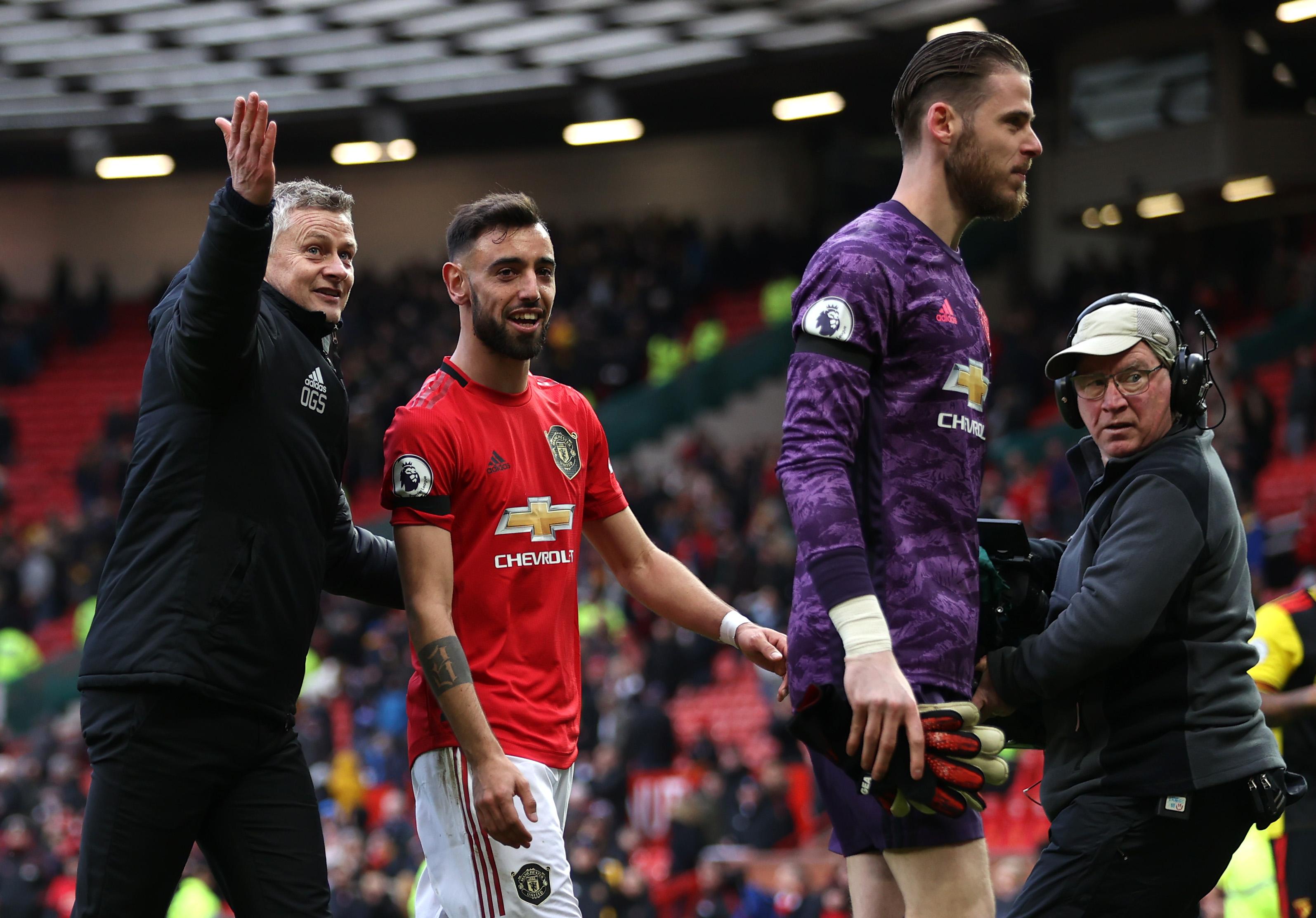 5 Faktor Kebangkitan Manchester United Di Paruh Kedua Musim