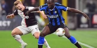 Juventus vs Inter Milan Liga Italia