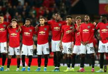 3 posisi manchester united