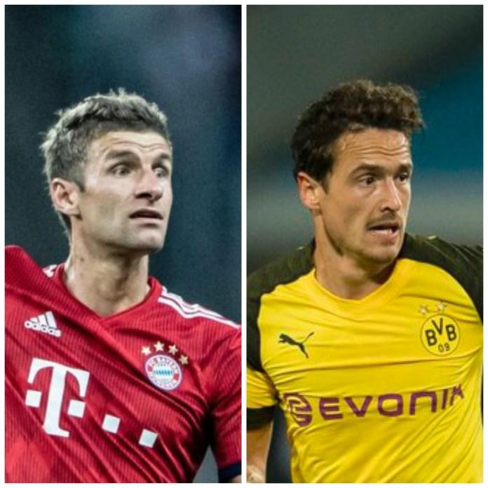 Dortmund vs Bayern München