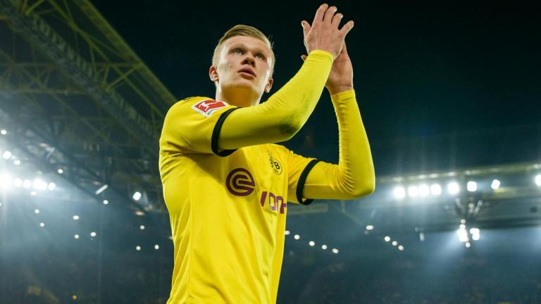 Erling Haaland: Saya Merasa Seperti Pemimpin di Dortmund